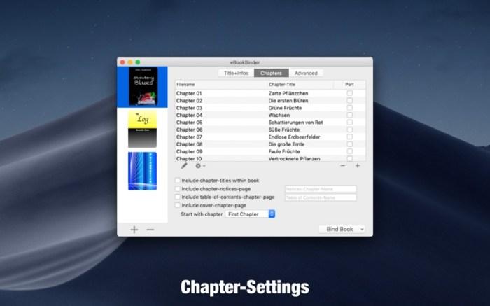 eBookBinder Screenshot 03 9ov19jn