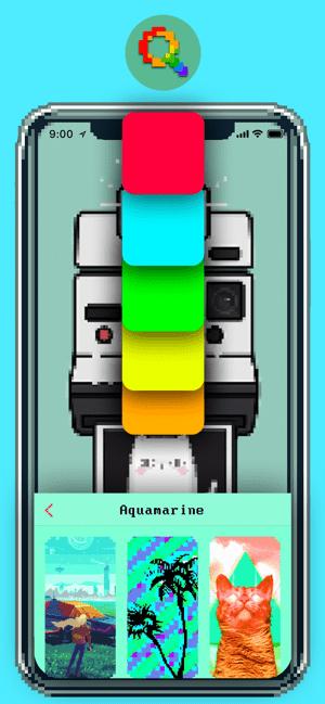 WOW Pixel - Live Wallpapers Screenshot