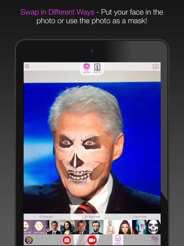 Face Swap Live Lite Screenshot