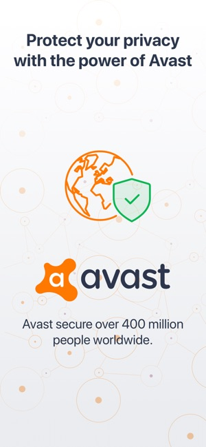 Avast SecureLine VPN Proxy Screenshot