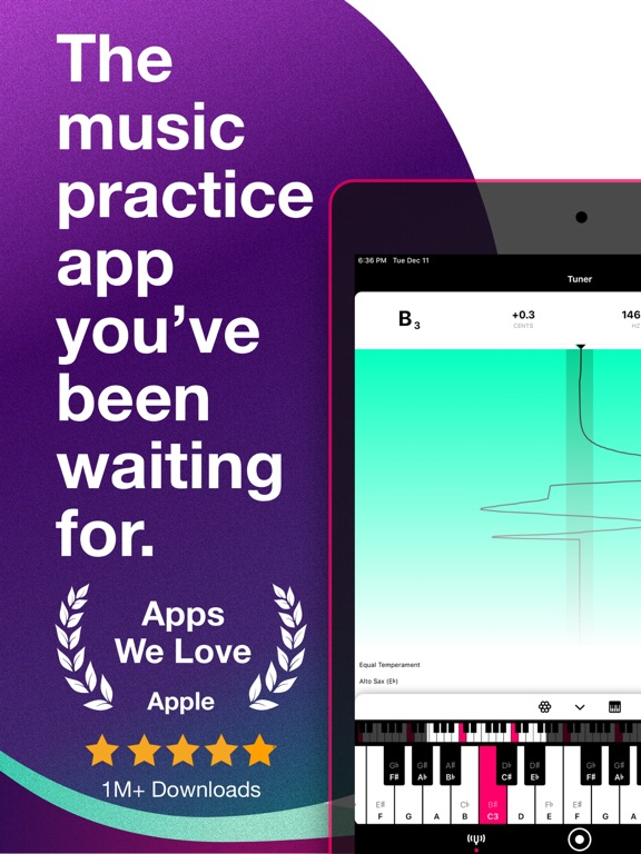 Tunable Tuner & Metronome For iOS Has First Free Sale In Five Months