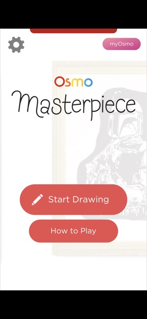 Osmo Masterpiece Screenshot