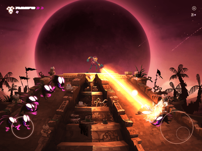 Towaga: Among Shadows Screenshot