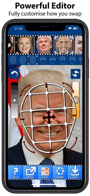 Face Swap Booth - Face changer Screenshot