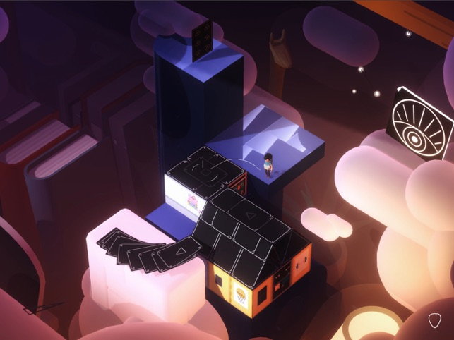 ‎Where Cards Fall Screenshot