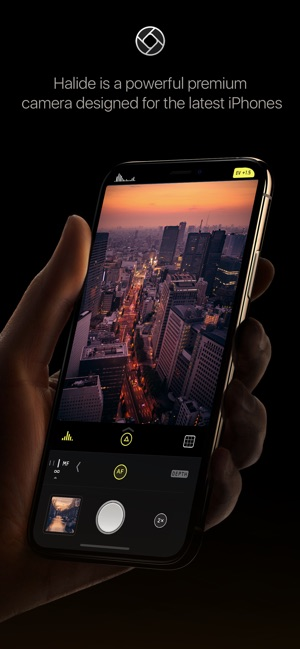 Halide - RAW Manual Camera Screenshot