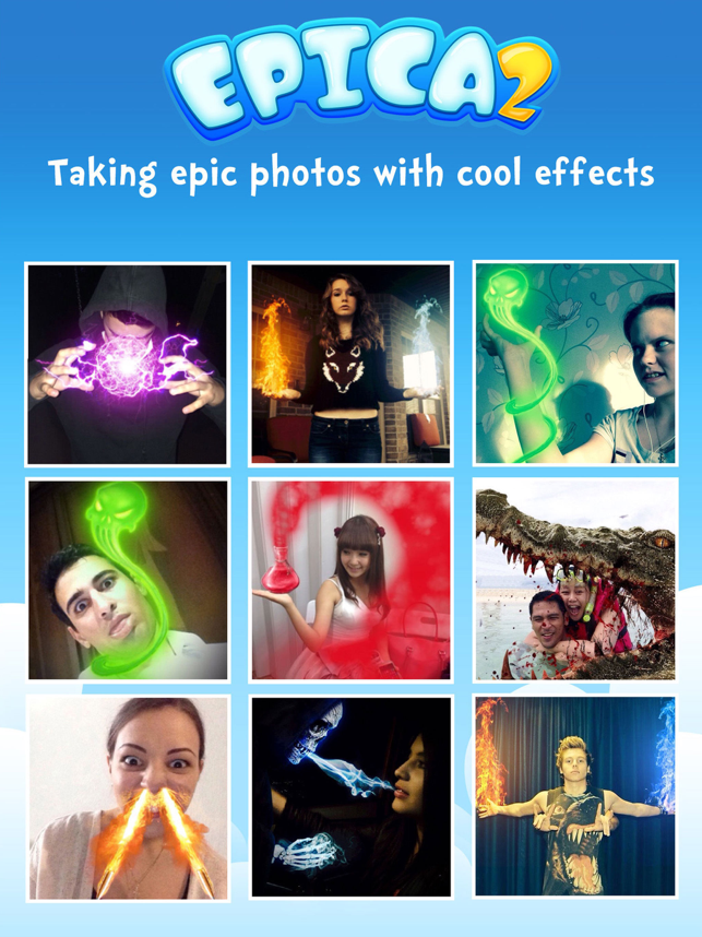 ‎Epica 2 Pro – monster camera Screenshot
