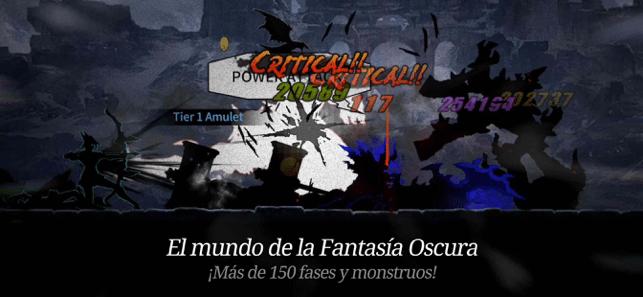 Espada Oscura (Dark Sword) Screenshot