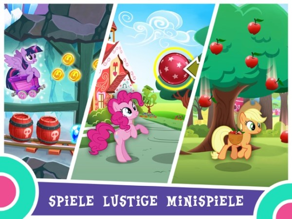 my little pony spiele # 48