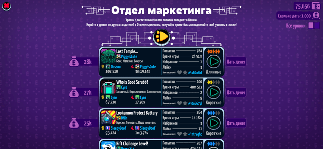 Levelhead Screenshot
