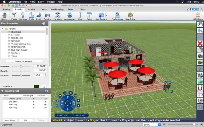 DreamPlan Home Design Software Screenshot 04 136ypkn