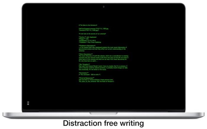 MarkMyWords Screenshot 07 57v4aun
