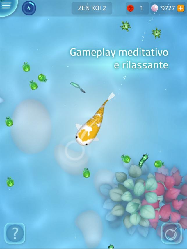 Zen Koi 2 Screenshot