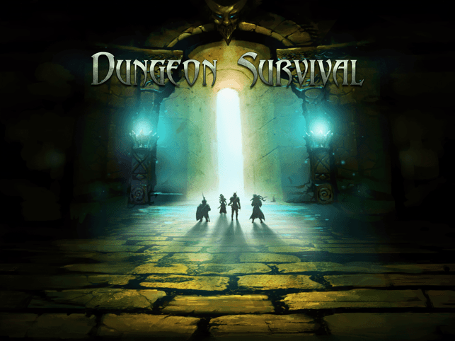 ‎Dungeon Survival Screenshot