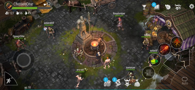 Frostborn: Coop Survival Screenshot