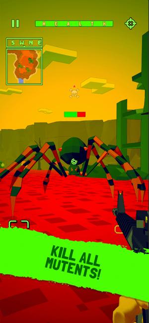 WASTELAND! Screenshot