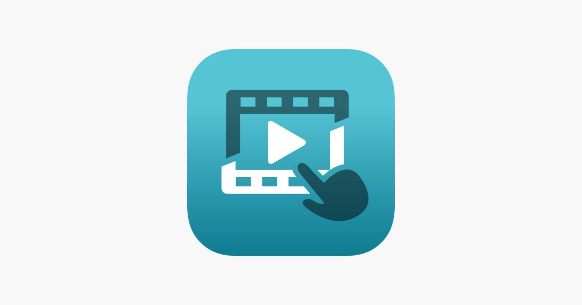 برنامج تصميم الفيديو و الكتابة On The App Store