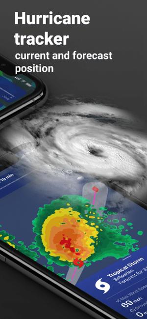 NOAA Weather Radar Live: Clime Screenshot