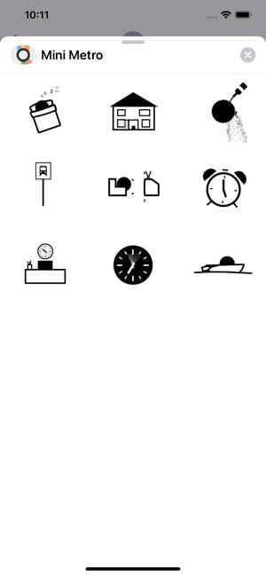 Mini Metro Screenshot