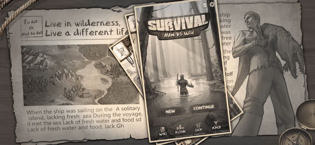 ‎Survival: Man vs. Wild-Escape Screenshot