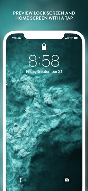 Vellum Wallpapers Screenshot