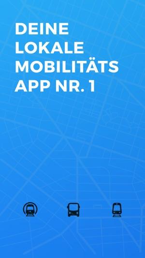 Moovit: ÖPNV Fahrplaner Screenshot