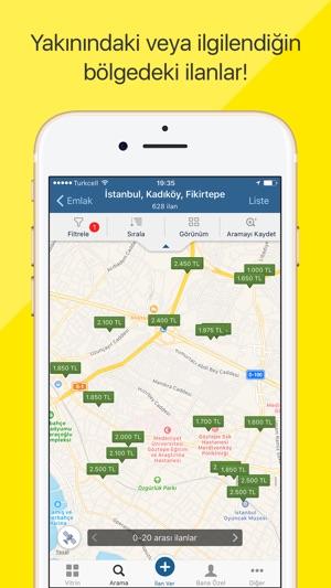 sahibinden.com: Al,Sat,Kirala Screenshot