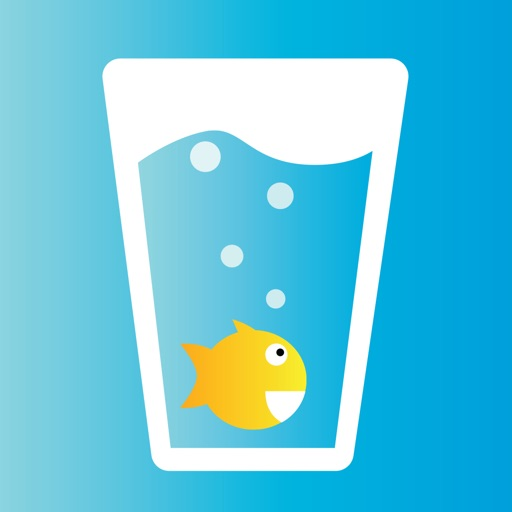 水分補給リマインダー - アクアリウム