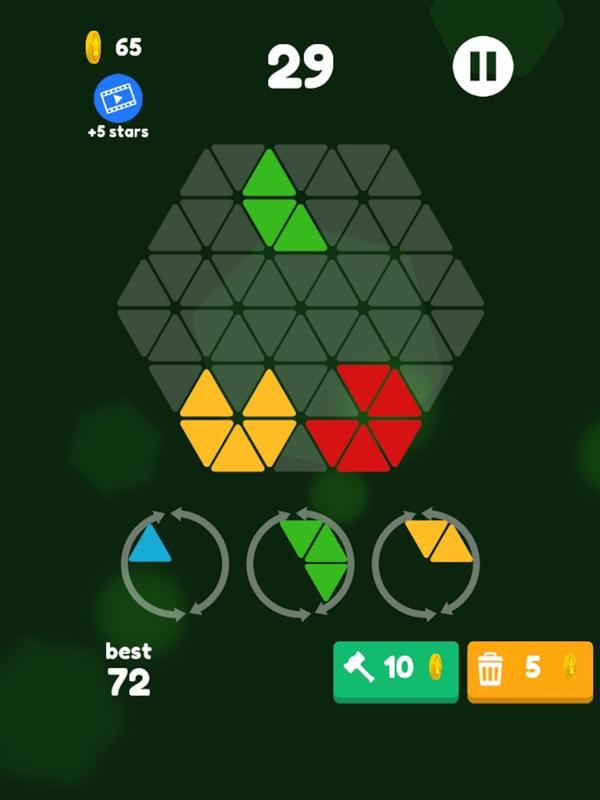 Hexagon Puzzle Game Online | Games World