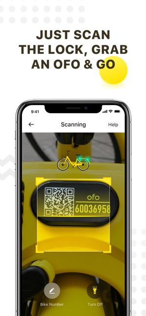 ofo — Get there on two wheels Screenshot