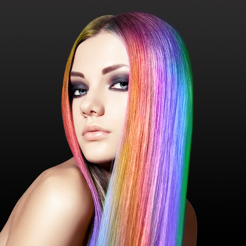 ‎Hair Color Changer - Styles Salon & Recolor Booth