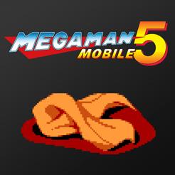 MEGA MAN 5 MOBILE