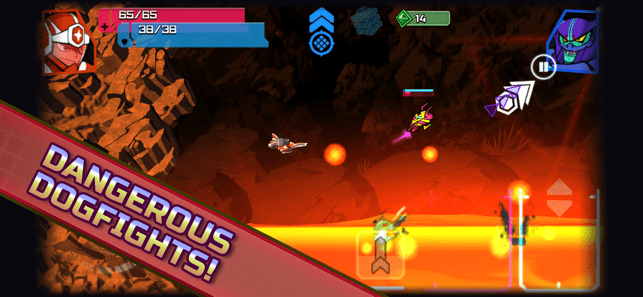 ‎GALAK-Z: Variant Mobile Screenshot