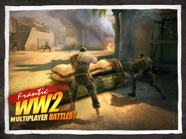 Brothers in Arms® 3 Screenshot