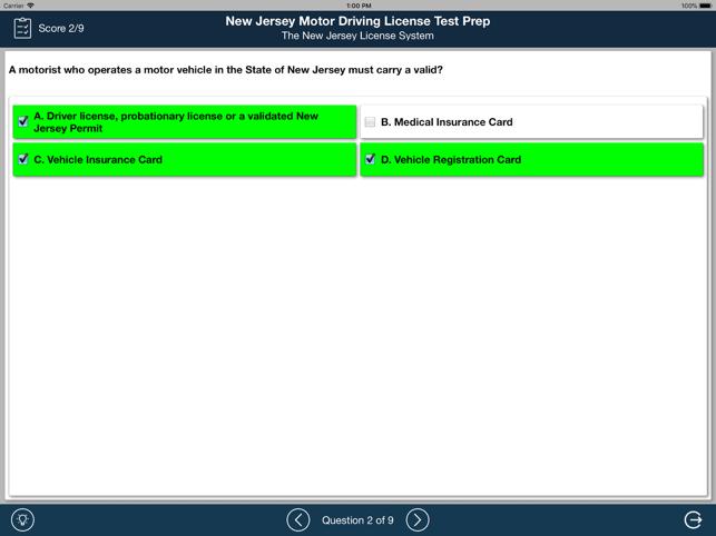 Sample Nj Motor Vehicle Commission Driver License Application Br Don Tre Driving School Driver License Application