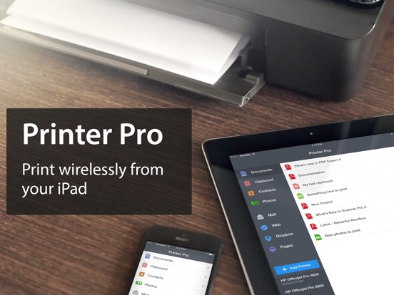 best pdf printer for ipad