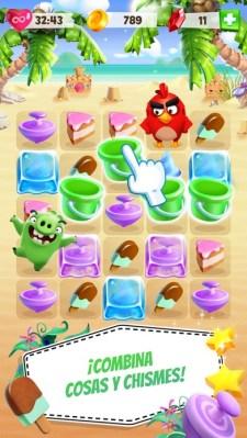392x696bb - Angry Birds Match, juego de puzzles de las Aves enojadas!