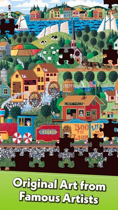 Jigsaw Puzzle 3.14.7  IOS