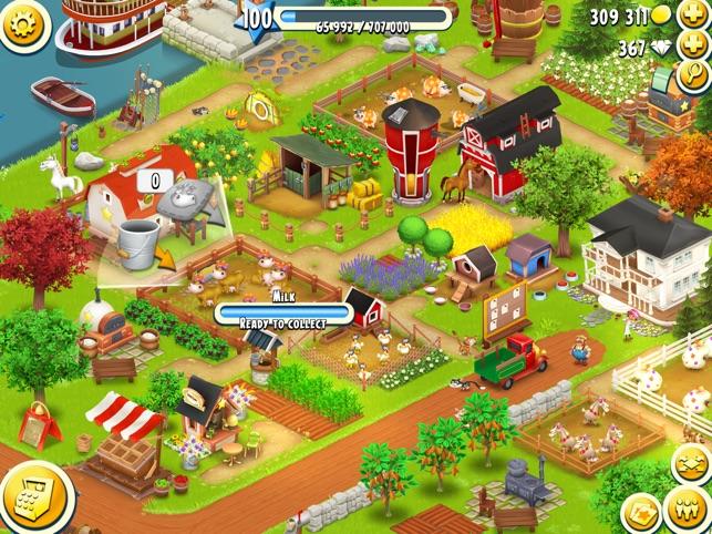 Game Facebook Farm Town