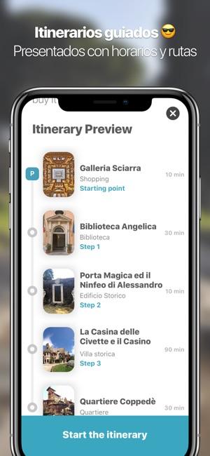 Blink - Travel Guide Screenshot