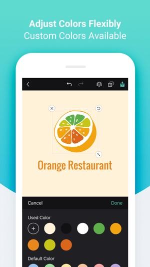 DesignEvo - Logo Maker Capture d'écran