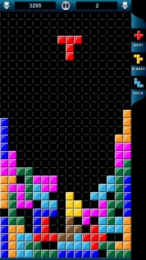 Pentix - Falling Pentomino Screenshot