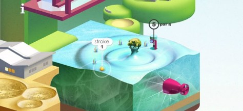 Wonderputt Screenshot
