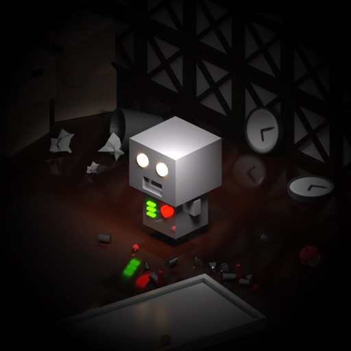 脱出ゲーム-ロボットのいる部屋-