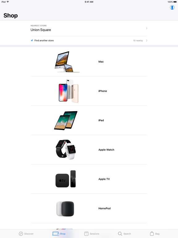 Cool App Update: Apple Store for iPhone and iPad (New