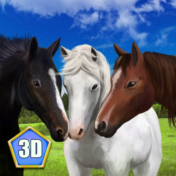 Horse Family Simulator