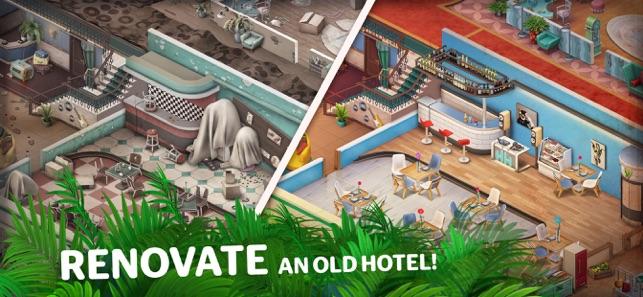 Hidden Hotel: Miami Mystery Screenshot