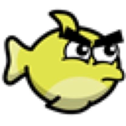 Classic game-Angry Fish