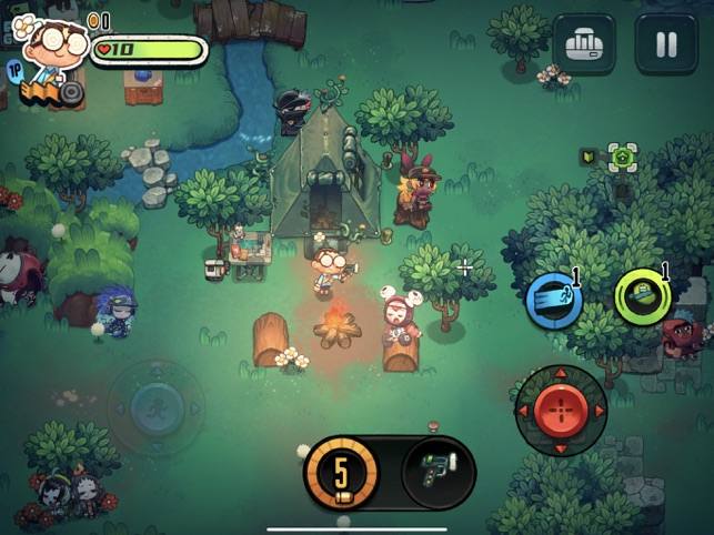 Juicy Realm Screenshot