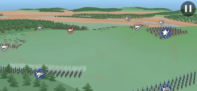 Samurai Wars Screenshot
